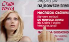Wella - Kampania TV - Konkurs