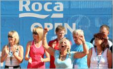 Roca Open - turniej tenisowy gwiazd