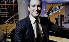 James Balfour - jeden z założycieli Pure Sky Club
